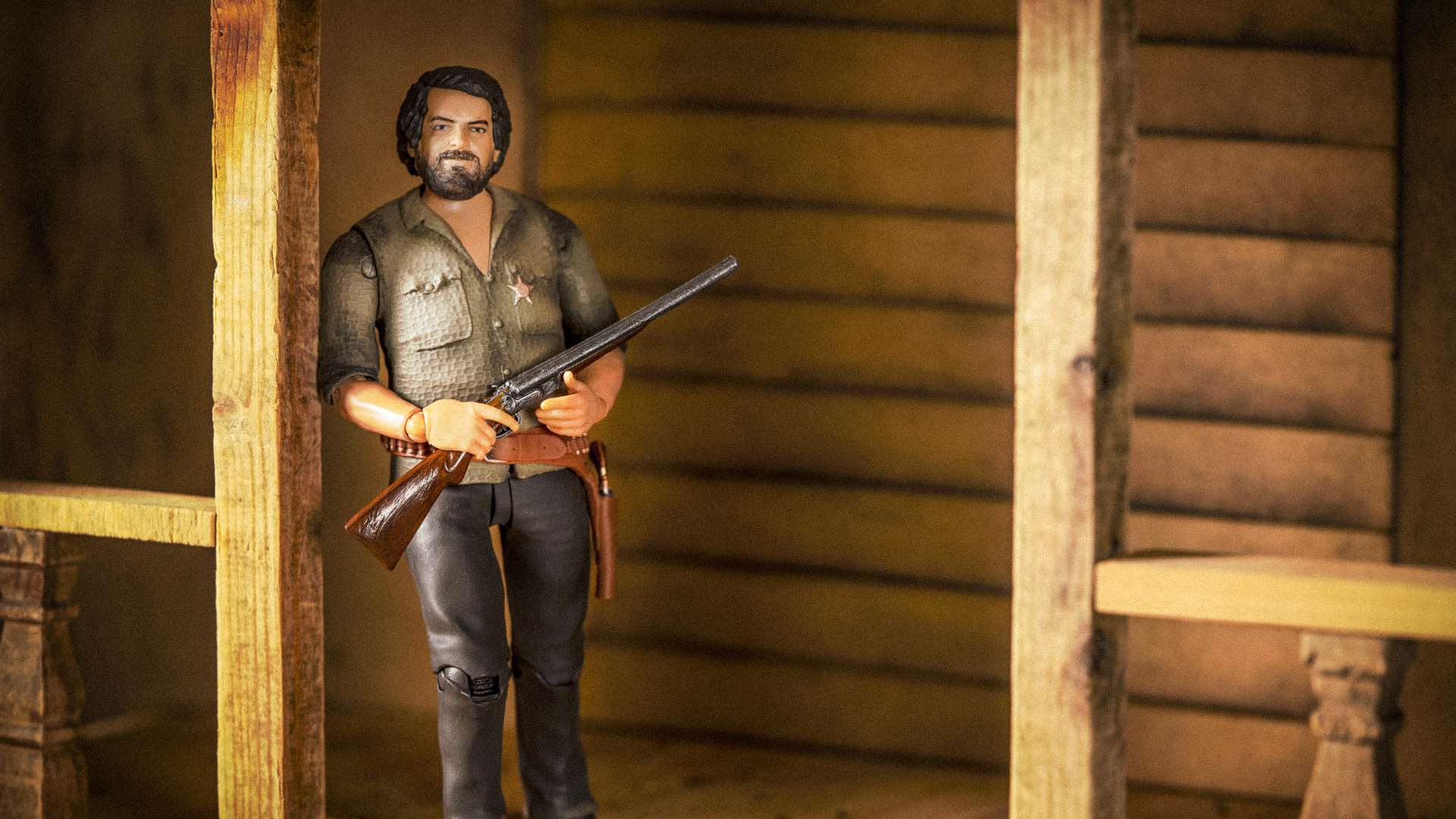 "7"" Action Figures – Bud Spencer"