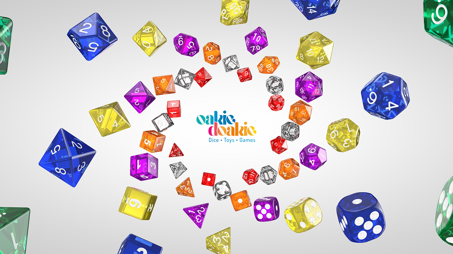 Oakie Doakie – Dice, Toys, Game